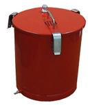Бункер-дозатор для порошковой краски малый