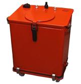 Бункер-дозатор для порошковой краски